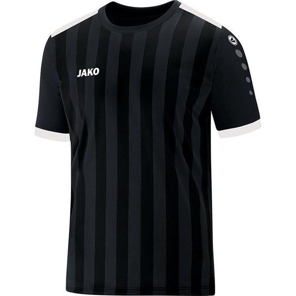 Afbeelding van JAKO Porto 2.0 Shirt - Zwart/Wit
