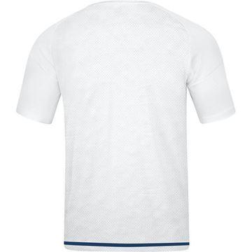 Afbeeldingen van JAKO Striker 2.0 Shirt - Wit/Blauw - Kinderen