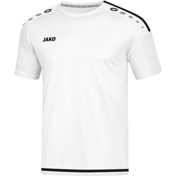 Afbeelding van JAKO Striker 2.0 Shirt - Wit/Zwart
