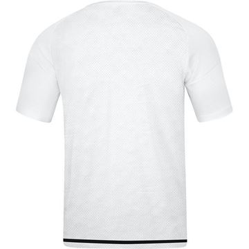 Afbeeldingen van JAKO Striker 2.0 Shirt - Wit/Zwart - Kinderen