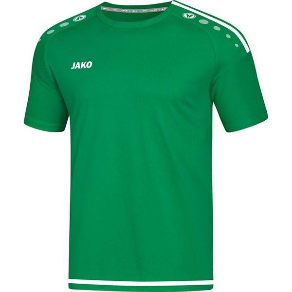 Afbeelding van JAKO Striker 2.0 Shirt - Groen/Wit - Kinderen
