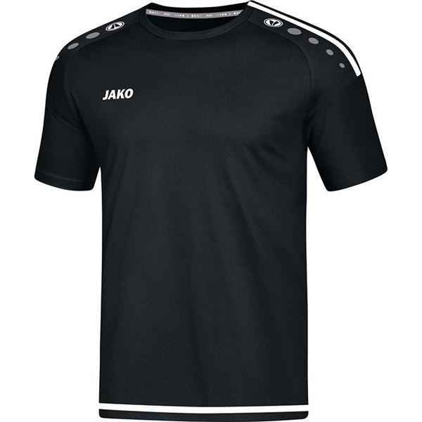 Afbeelding van JAKO Striker 2.0 Shirt - Zwart/Wit
