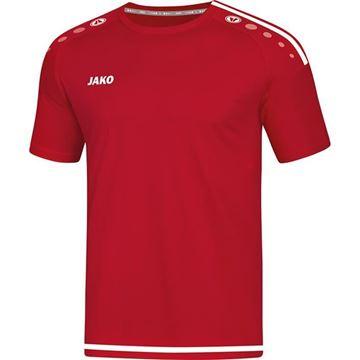 Afbeeldingen van JAKO Striker 2.0 Shirt - Rood/Wit