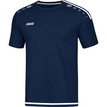 Afbeeldingen van JAKO Striker 2.0 Shirt - Marine/Wit
