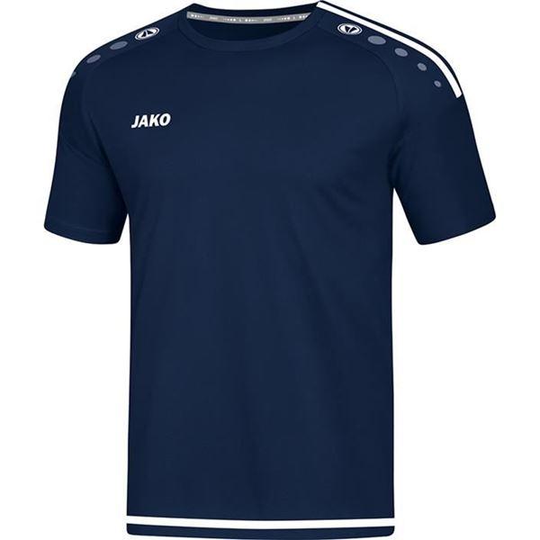 Afbeelding van JAKO Striker 2.0 Shirt - Marine/Wit