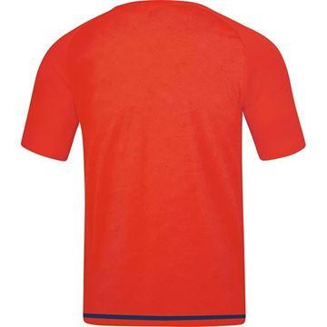 Afbeeldingen van JAKO Striker 2.0 Shirt - Rood/Blauw - Kinderen
