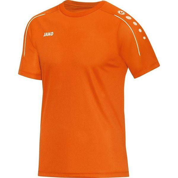 Afbeelding van JAKO Classico Shirt - Fluo Oranje - Kinderen