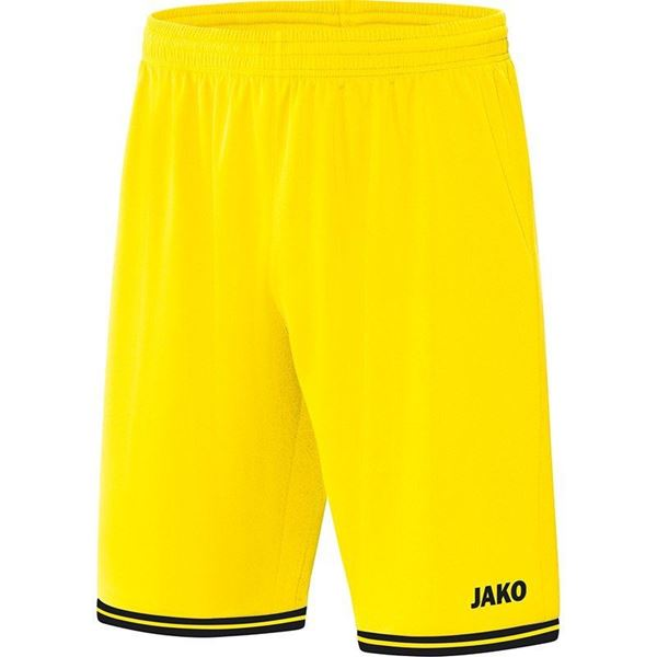 JAKO Center 2.0 Basketbal short - Geel