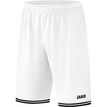 JAKO Center 2.0 Basketbal short - Wit