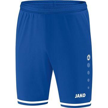 Afbeeldingen van JAKO Striker 2.0 Short - Blauw/Wit - Kinderen