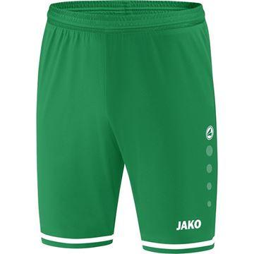 Afbeeldingen van JAKO Striker 2.0 Short - Groen/Wit - Kinderen