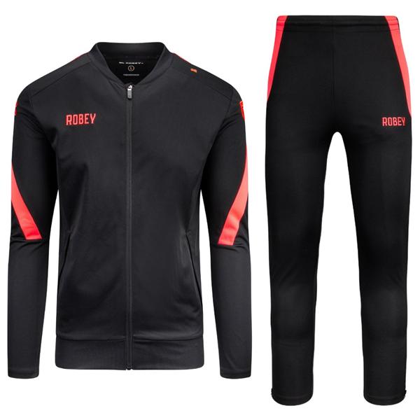 Robey - Counter Trainingspak - Zwart/ Infrarood