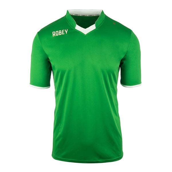 Afbeelding van Robey Hattrick Voetbalshirt - Groen