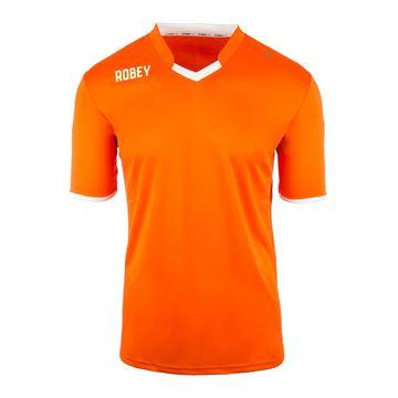 Afbeeldingen van Robey Hattrick Voetbalshirt - Oranje