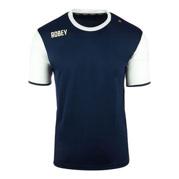 Afbeeldingen van Robey Icon Voetbalshirt - Navy Blauw/Wit