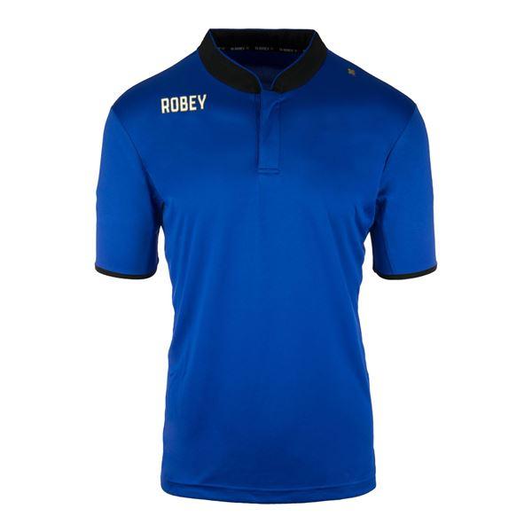 Afbeelding van Robey Kick Off Voetbalshirt - Blauw