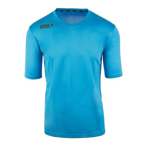 Afbeelding van Robey Score Voetbalshirt - Licht Blauw