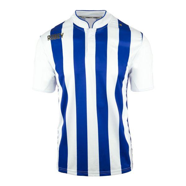 Afbeelding van Robey Winner Voetbalshirt - Blauw/ Wit