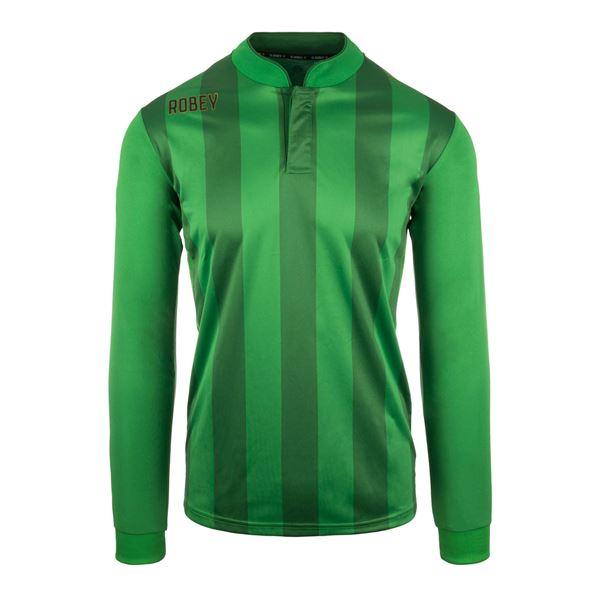 Afbeelding van Robey Winner Voetbalshirt - Groen (Lange Mouwen)