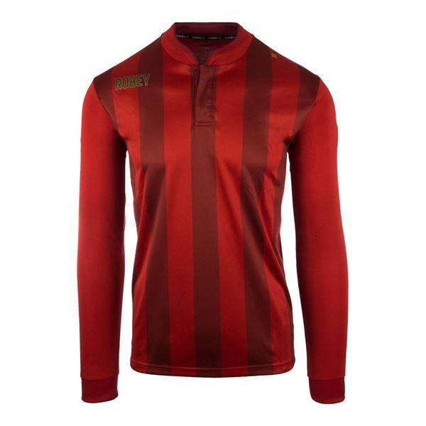 Afbeelding van Robey Winner Voetbalshirt - Rood (Lange Mouwen)
