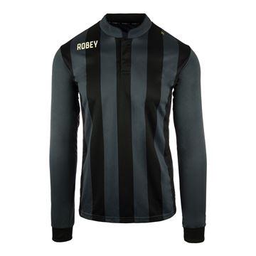 Afbeeldingen van Robey Winner Voetbalshirt - Zwart (Lange Mouwen)