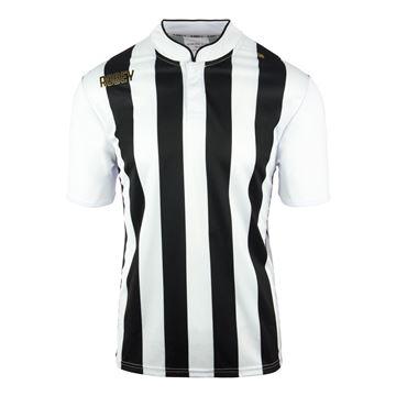 Afbeeldingen van Robey Winner Voetbalshirt - Zwart/ Wit