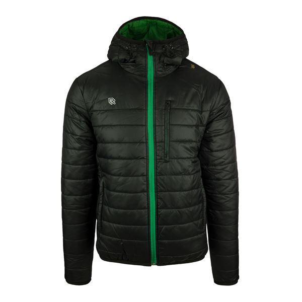 Afbeelding van Robey Player Jacket - Zwart/Groen