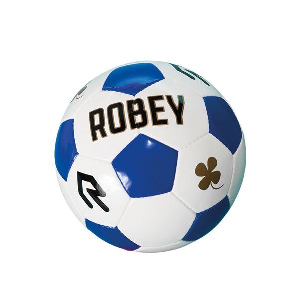 Afbeelding van Robey Voetbal - Wit/Blauw