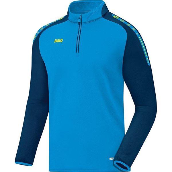 Afbeelding van JAKO Champ Zip Training Top - Lichtblauw