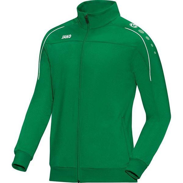 Afbeelding van JAKO Classico Polyester Vest - Groen