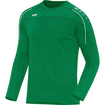 Afbeeldingen van JAKO Classico Sweater - Groen
