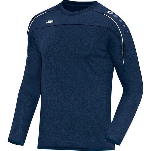 Afbeelding van JAKO Classico Sweater - Navy Blauw
