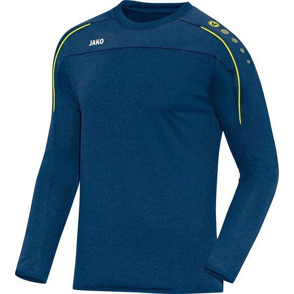 Afbeelding van JAKO Classico Sweater - Nachtblauw
