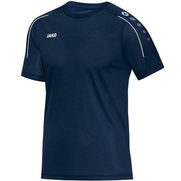 Afbeelding van JAKO Classico Shirt - Navy - Blauw