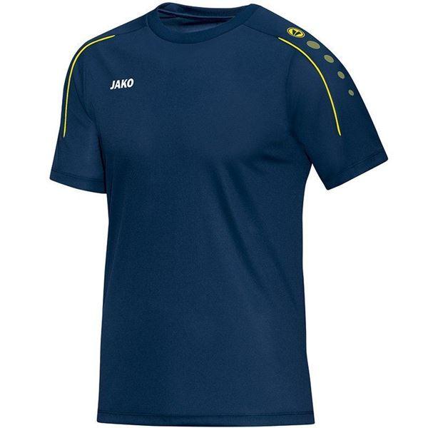 Afbeelding van JAKO Classico Shirt - Nachtblauw