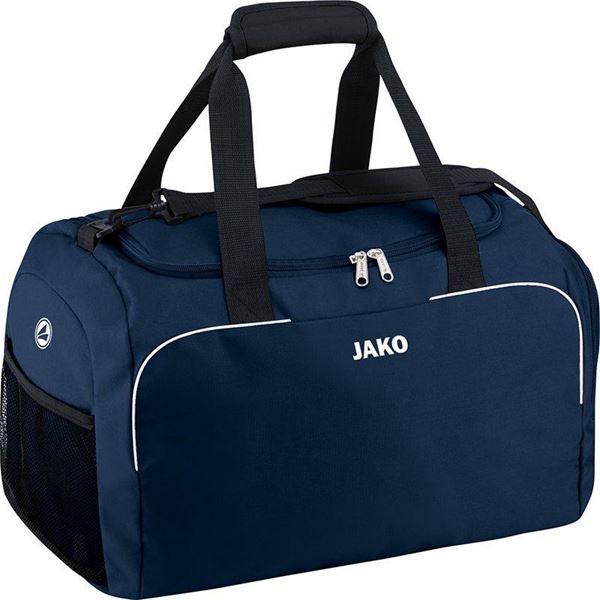 Afbeelding van JAKO Classico Sporttas - Navy - Blauw