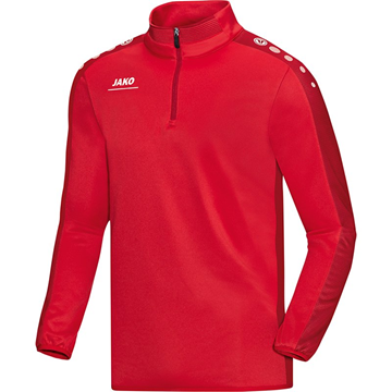 Afbeeldingen van JAKO Striker Zip Training Top - Rood