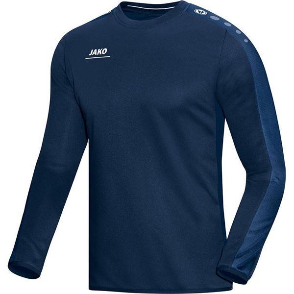 Afbeelding van JAKO Striker Sweater - Navy Blauw - Nachtblauw