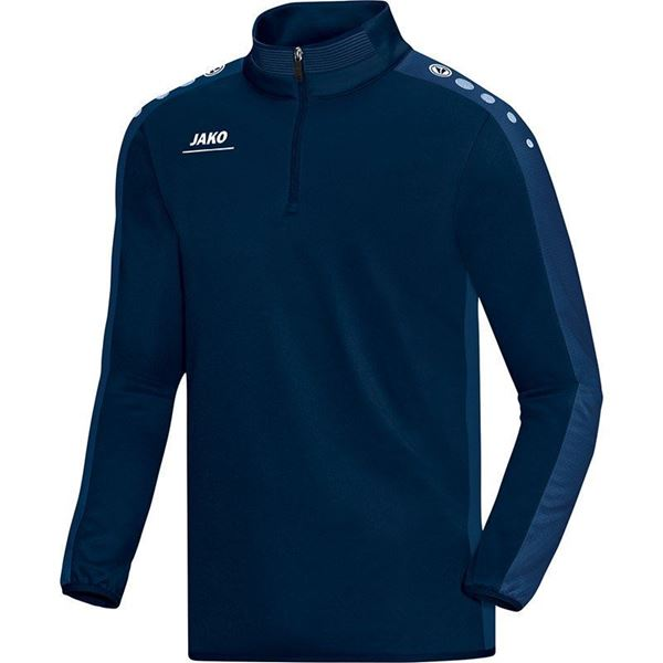 Afbeelding van JAKO Striker Zip Training Top - Navy - Nachtblauw