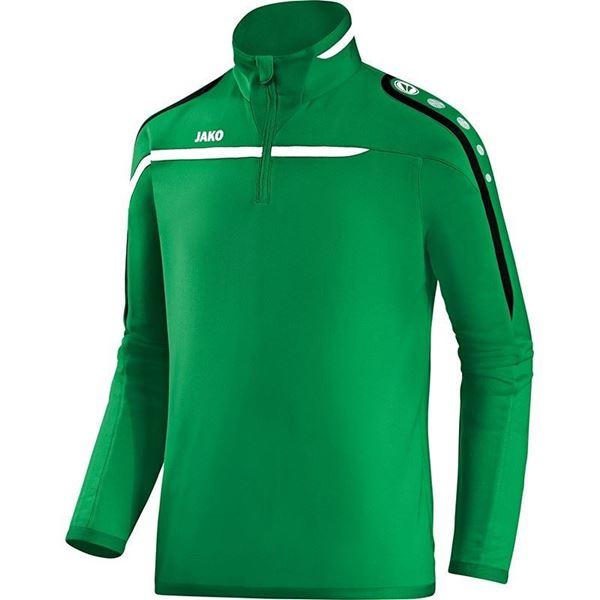 Afbeelding van JAKO Performance Zip Training Top - Groen