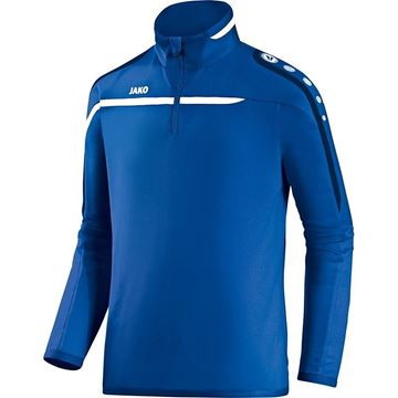 Afbeeldingen van JAKO Performance Zip Training Top - Blauw