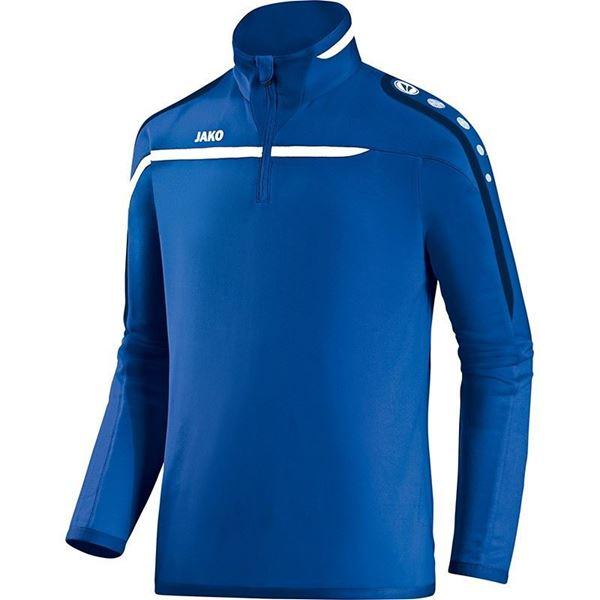 Afbeelding van JAKO Performance Zip Training Top - Blauw