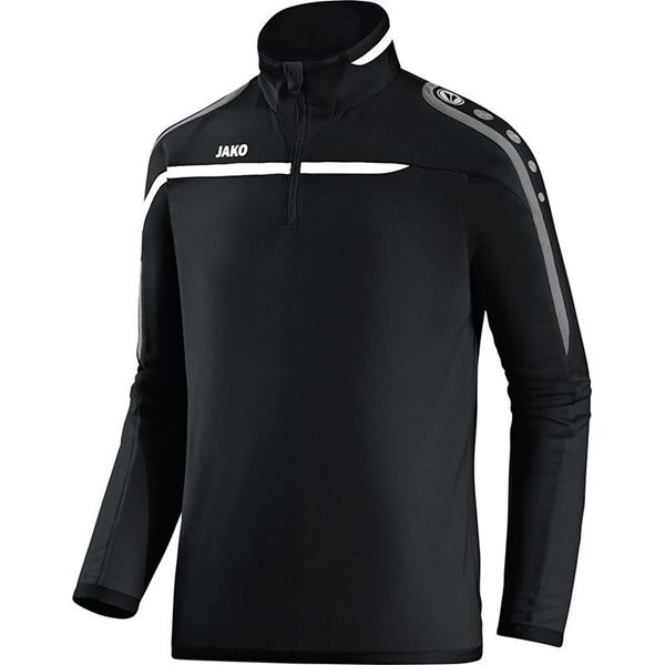 Afbeelding van JAKO Performance Zip Training Top - Zwart