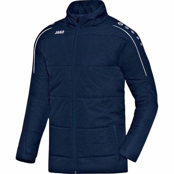 Afbeelding van JAKO Classico Coach Jacket - Navy Blauw