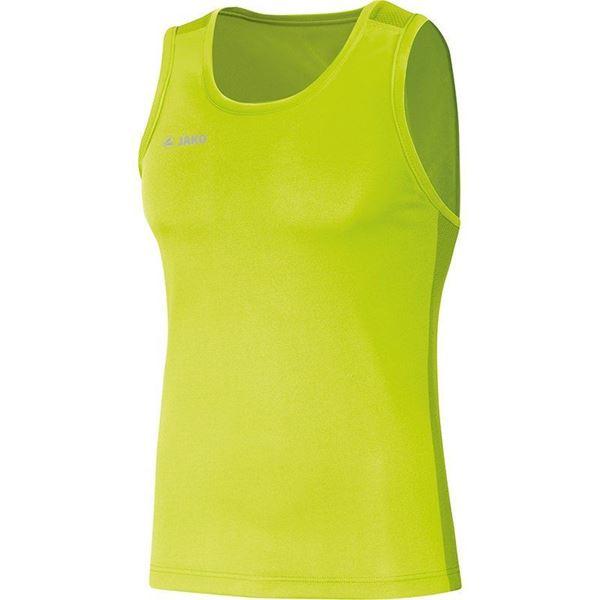 Afbeelding van JAKO Running Sprint Tank Top - Lime