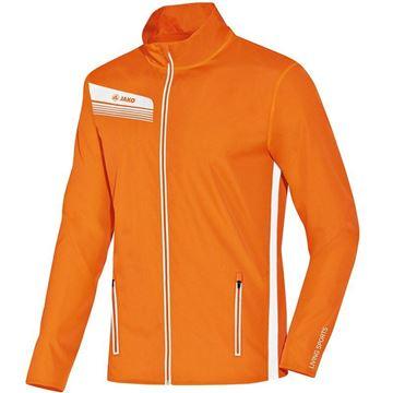 Afbeeldingen van JAKO Running Athletico Trainingsjack - Oranje