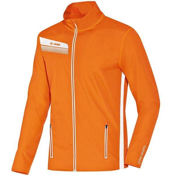 Afbeelding van JAKO Running Athletico Trainingsjack - Oranje