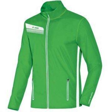 Afbeeldingen van JAKO Running Athletico Trainingsjack - Groen
