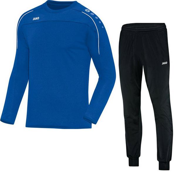 Afbeelding van JAKO Classico Sweat Trainingspak - Blauw