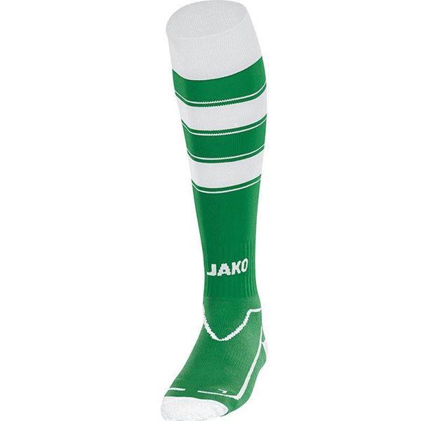 Afbeelding van JAKO Celtic Voetbalkousen - Groen/Wit